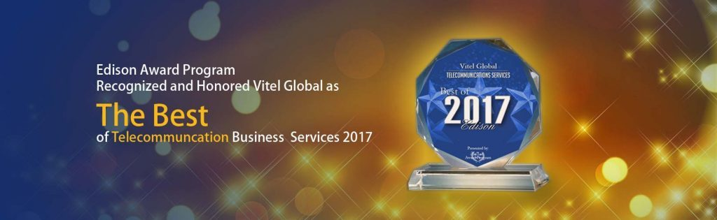 vitelglobal telecommunications award