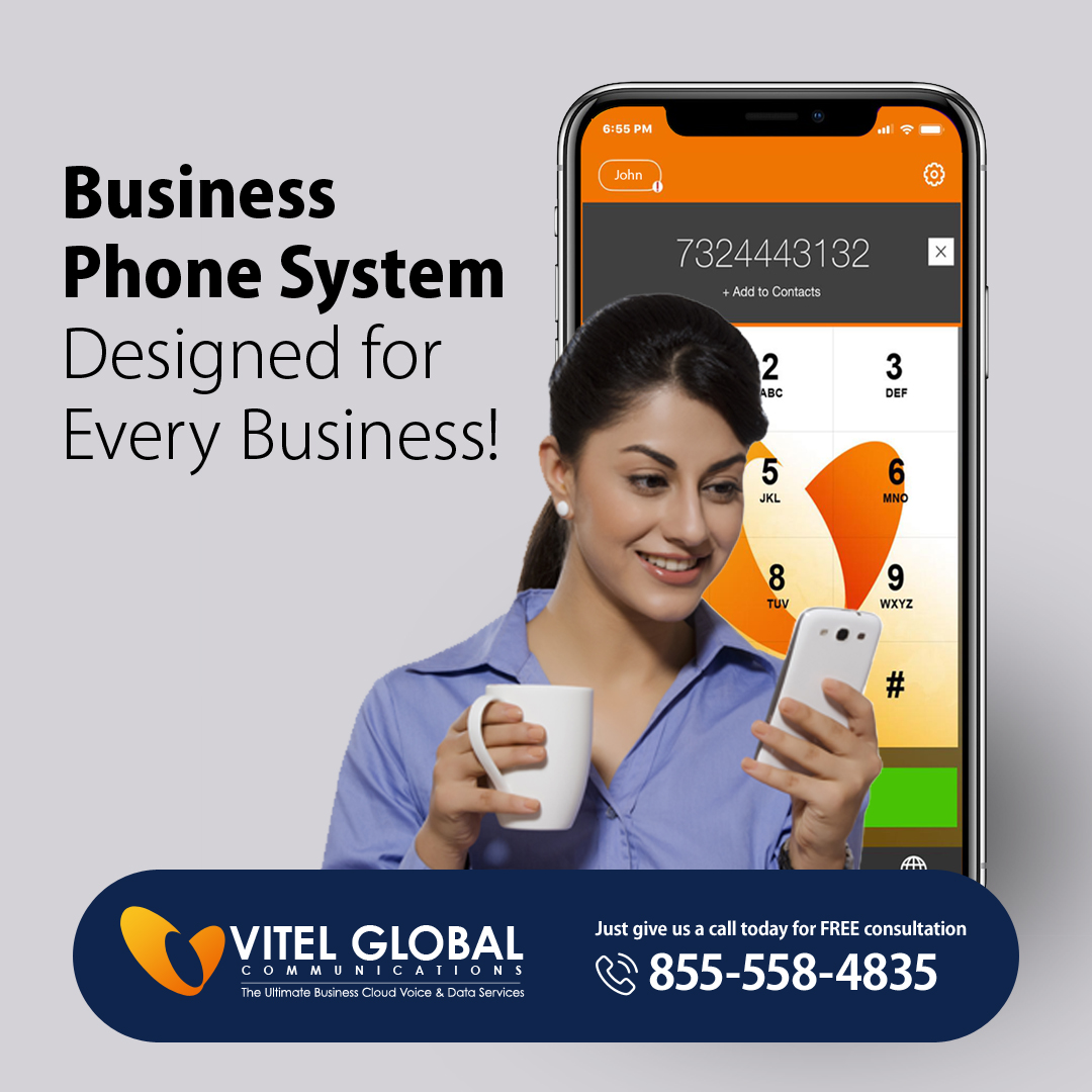 Business Phone System For Every Business