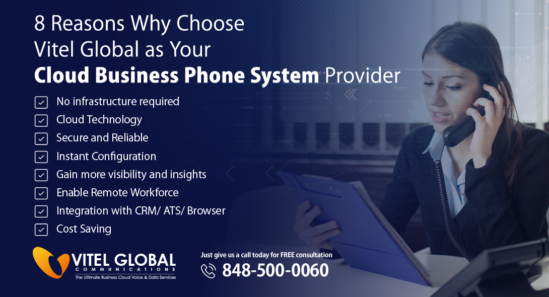 How to choose best cloud business phone system provider